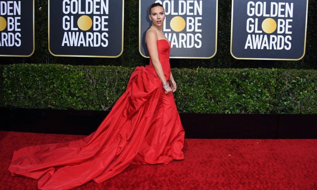 theguardian-com-Golden Globe 2020 Scarlet Johansson
